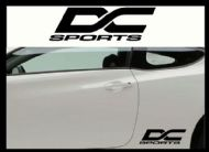 DC SPORTS CAR BODY DECALS